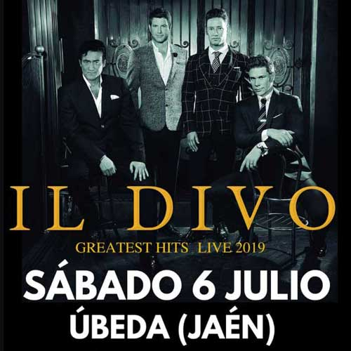 Il Divo - Greatest Hits Live 2019